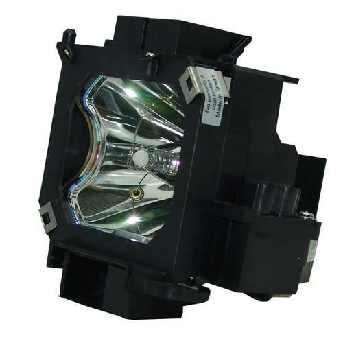 lámpara con carcasa para epson epv13h010l22 proyector