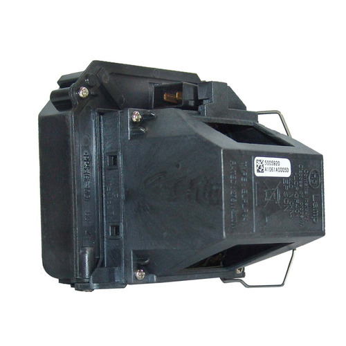 lámpara con carcasa para epson powerlite d6155w proyector