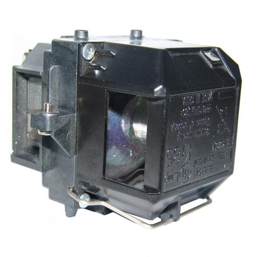 lámpara con carcasa para epson powerlite71 proyector