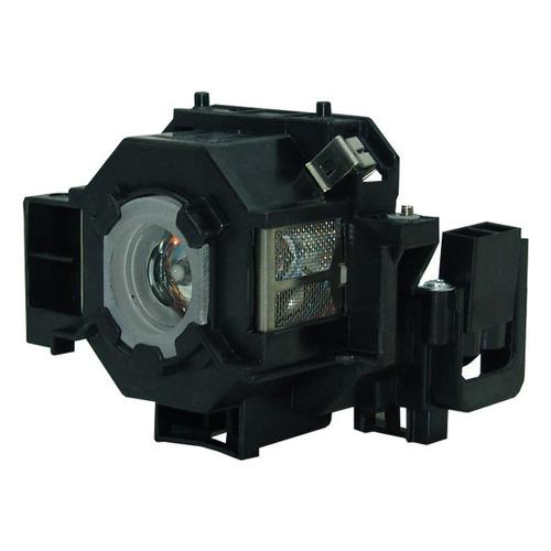 lámpara con carcasa para epson v11h371020 proyector