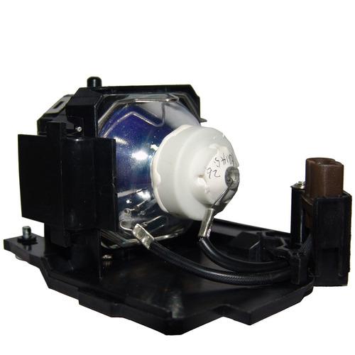 lámpara con carcasa para hitachi cp-rx79 / cprx79 proyector