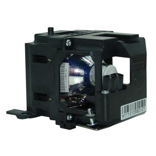 lámpara con carcasa para hitachi cp-x245 / cpx245 proyector