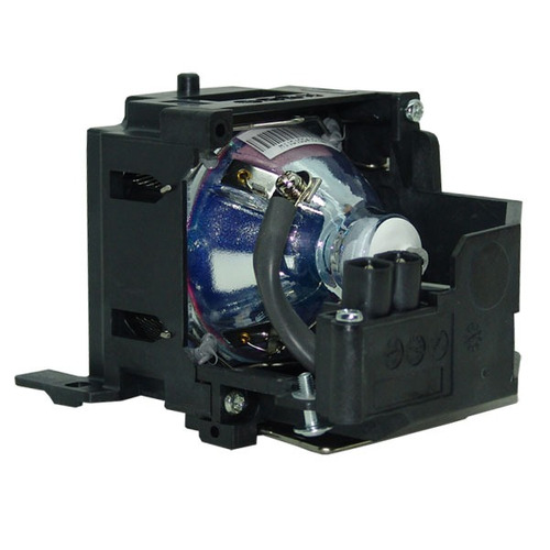 lámpara con carcasa para hitachi cp-x267 / cpx267 proyector