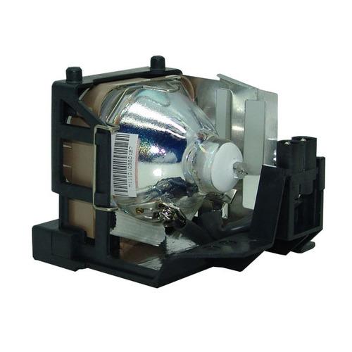 lámpara con carcasa para hitachi cp-x345 / cpx345 proyector