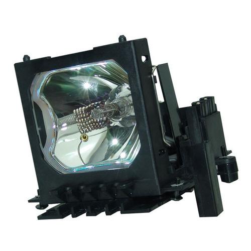 lámpara con carcasa para hitachi cpx1250w proyector