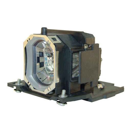 lámpara con carcasa para hitachi edx50 proyector proyection