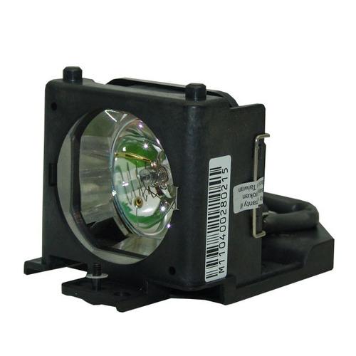 lámpara con carcasa para hitachi ep-pj32 / eppj32 proyector