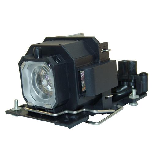 lámpara con carcasa para hitachi hcp-70xw / hcp70xw