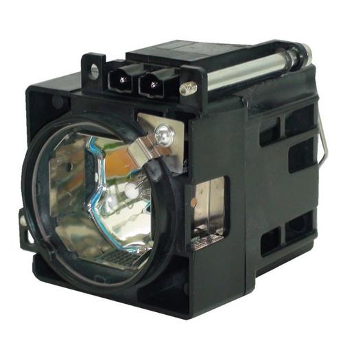 lámpara con carcasa para jvc pkcl120e televisión de