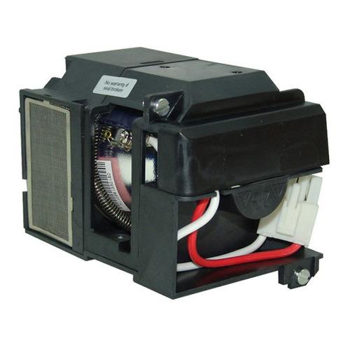 lámpara con carcasa para knoll systems hd101 proyector