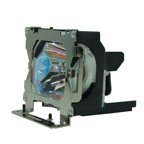 lámpara con carcasa para liesegang dv-240 / dv240 proyector
