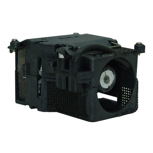 lámpara con carcasa para lightware lx-8 / lx8 proyector