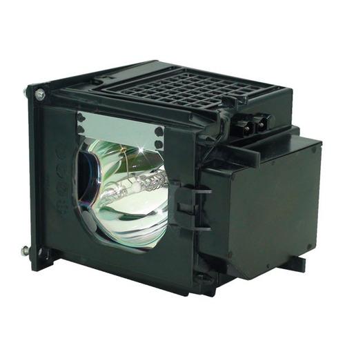 lámpara con carcasa para mitsubishi wd73831 televisión de