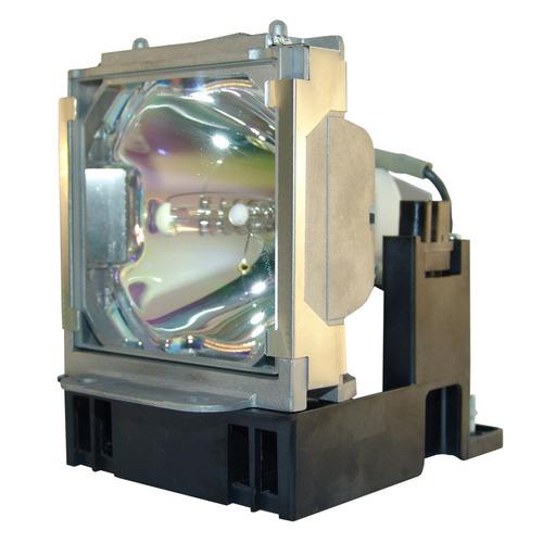 lámpara con carcasa para mitsubishi xl6500 proyector