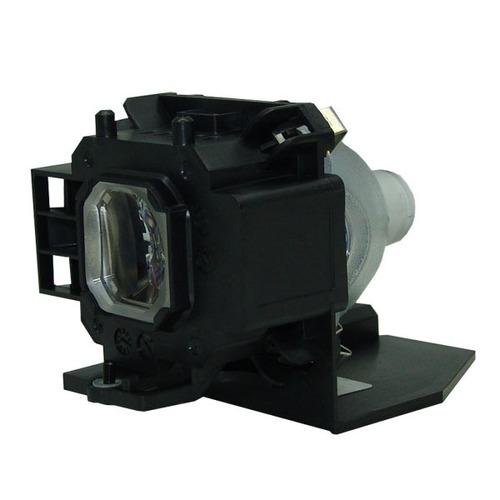 lámpara con carcasa para nec np600 proyector proyection dlp