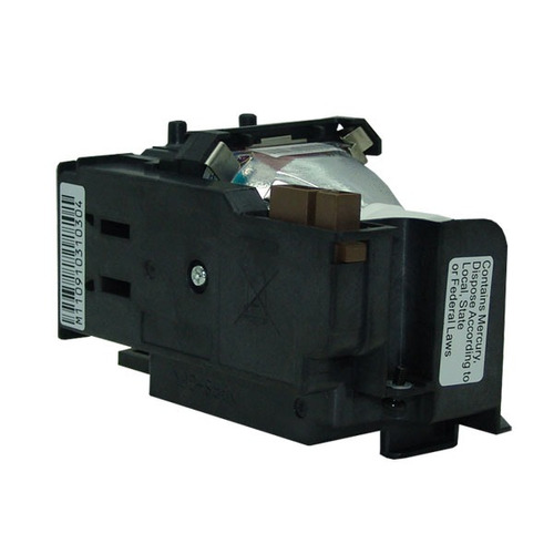 lámpara con carcasa para nec vt490 proyector proyection dlp