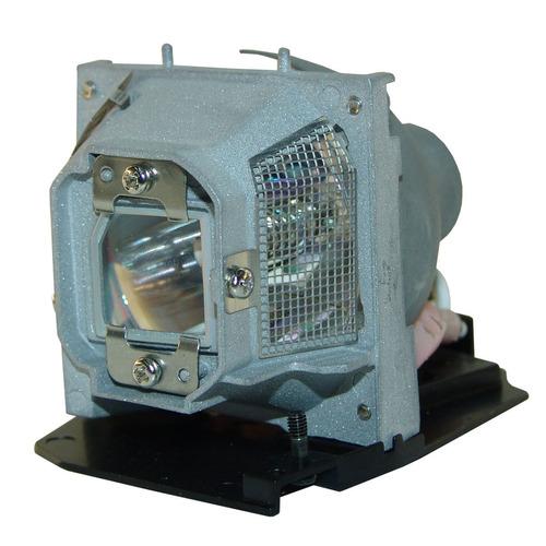 lámpara con carcasa para optoma ep729 proyector proyection