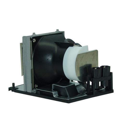 lámpara con carcasa para optoma ep747 proyector proyection