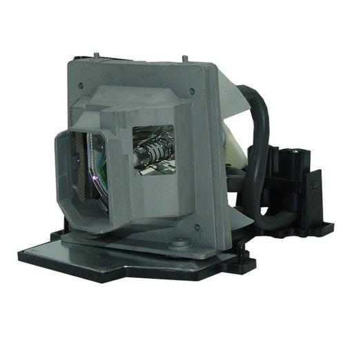 lámpara con carcasa para optoma sp82g01001 proyector