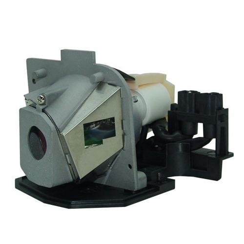 lámpara con carcasa para optoma tx727 proyector proyection