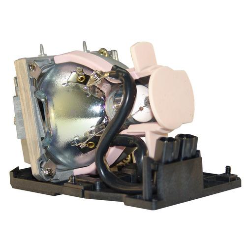 lámpara con carcasa para optoma tx765w proyector proyection