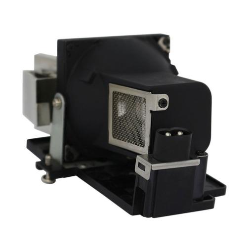 lámpara con carcasa para optoma x304m proyector proyection