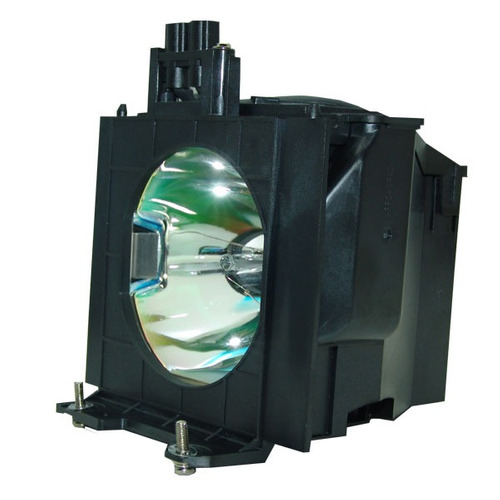 lámpara con carcasa para panasonic etlad55 proyector