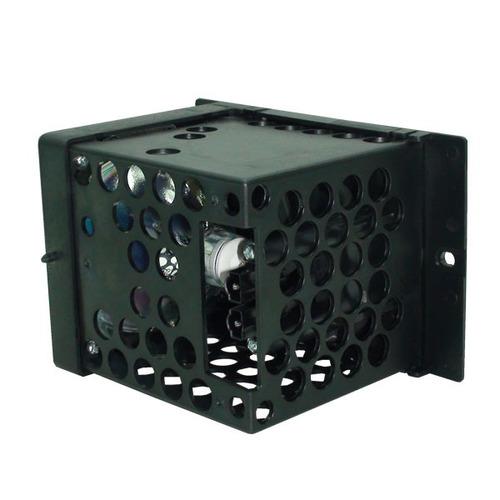 lámpara con carcasa para panasonic pt-40lc12 / pt40lc12