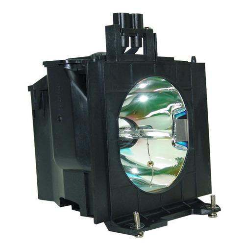 lámpara con carcasa para panasonic pt-d5500l / ptd5500l