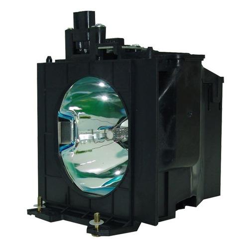 lámpara con carcasa para panasonic pt-d5700s / ptd5700s