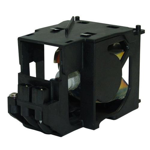 lámpara con carcasa para panasonic pt lc55 / ptlc55
