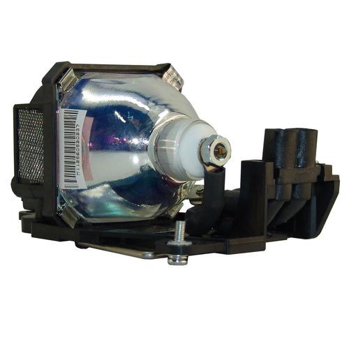 lámpara con carcasa para panasonic pt lm2 / ptlm2 proyector