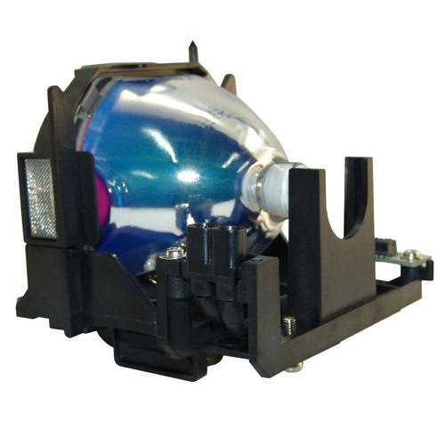 lámpara con carcasa para panasonic ptdz6710ul proyector