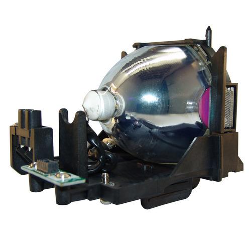 lámpara con carcasa para panasonic th-d10000 / thd10000