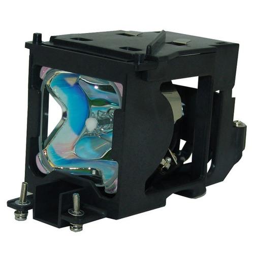 lámpara con carcasa para panasonic th lc75 / thlc75
