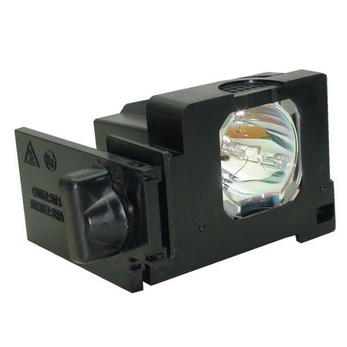 lámpara con carcasa para panasonic tyla2006 televisión de
