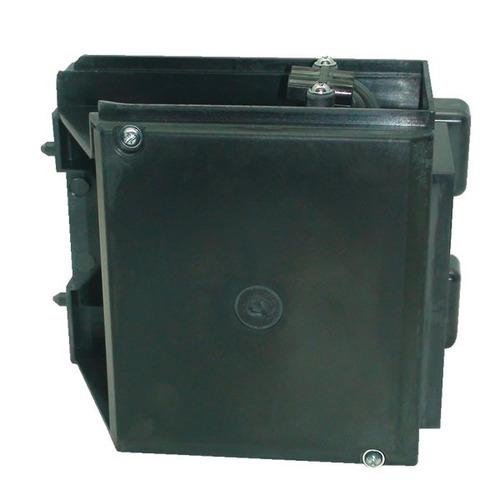 lámpara con carcasa para samsung bp9600826a televisión de