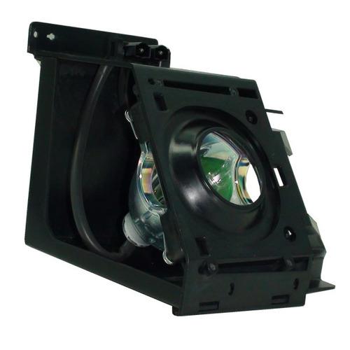lámpara con carcasa para samsung hlr5687w televisión de