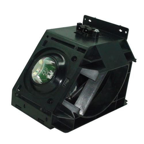 lámpara con carcasa para samsung hlr5688wx televisión de