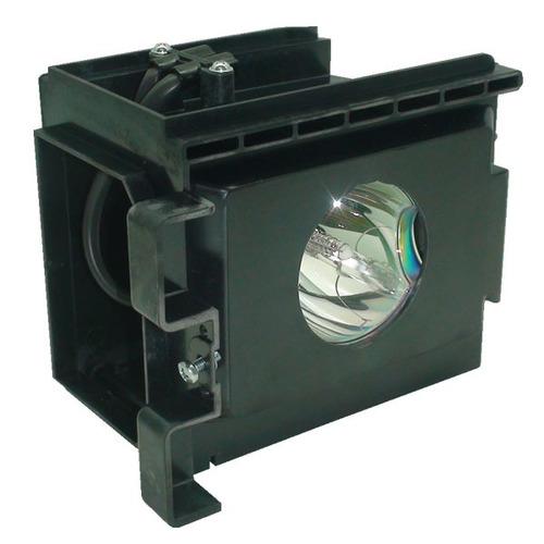 lámpara con carcasa para samsung hlr6768wx televisión de