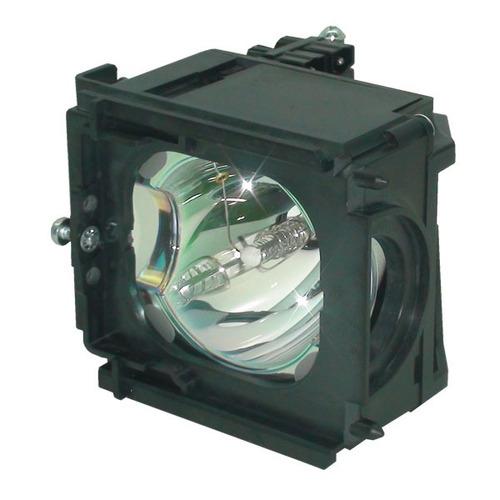 lámpara con carcasa para samsung hls4666w televisión de