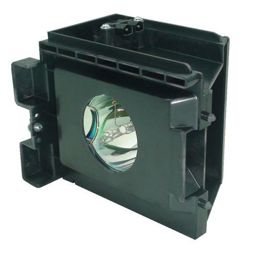 lámpara con carcasa para samsung sp43j6hdx televisión de