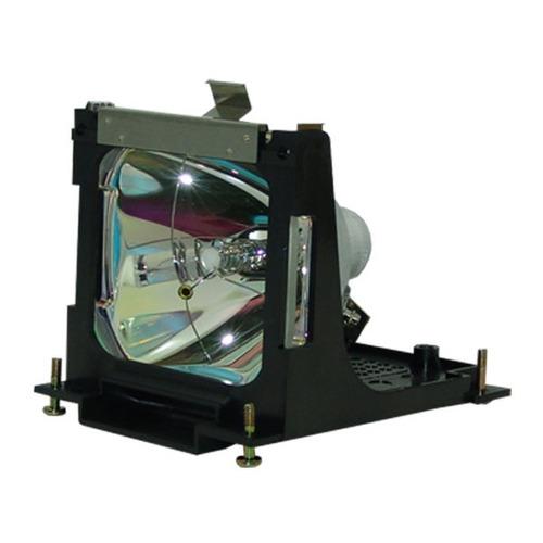 lámpara con carcasa para sanyo plc-su37 / plcsu37 proyector