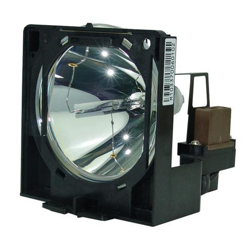 lámpara con carcasa para sanyo plc-xp19 / plcxp19 proyector
