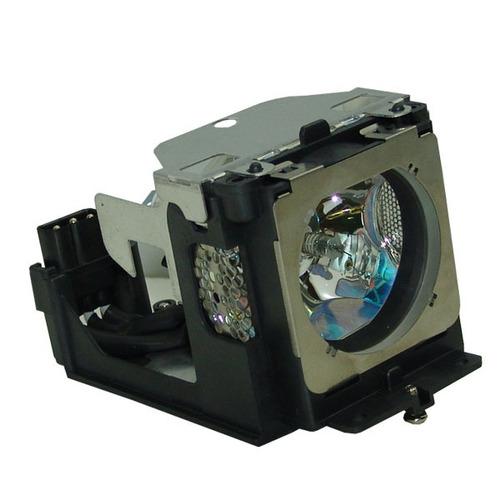 lámpara con carcasa para sanyo plc-xu105uw / plcxu105uw