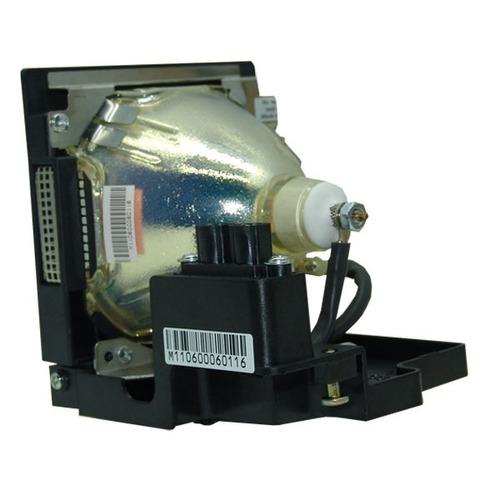 lámpara con carcasa para sanyo plcef30 proyector proyection