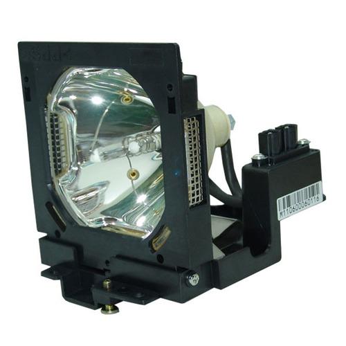lámpara con carcasa para sanyo plcef31e proyector