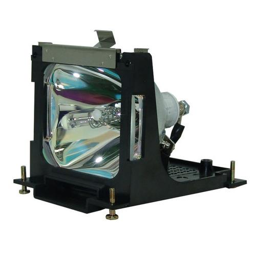 lámpara con carcasa para sanyo plcse10 proyector proyection