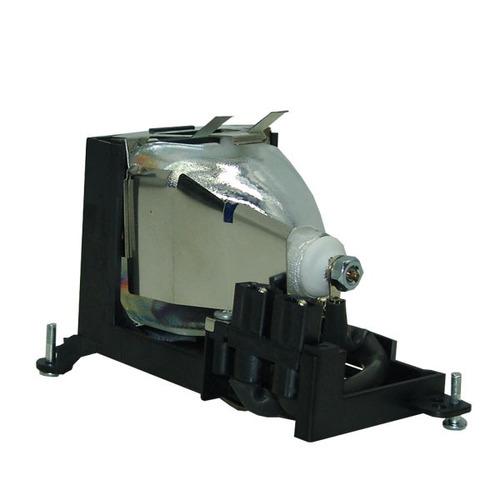 lámpara con carcasa para sanyo plcsw35n proyector