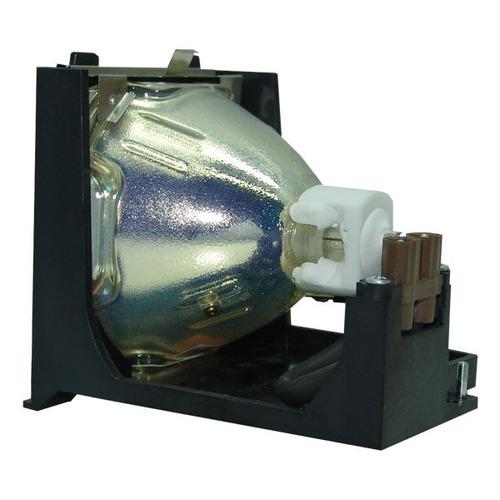 lámpara con carcasa para sanyo plcxc10w proyector